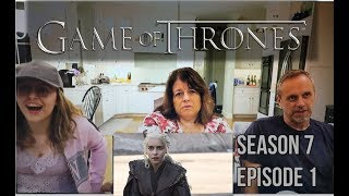 Game of Thrones - 7x1 Dragonstone - Reaction