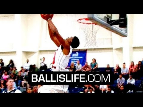 CRAZY Highlights 2012 Ballislife All American Game! Gabe York, Glenn Robinson III & More!