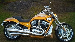 3. 2006 Harley Davidson V-Rod