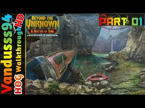 Beyond the Unknown: A Matter of Time CE Walkthrough Part 01: The Crash [PC FULL HD]