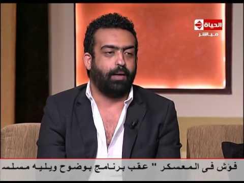"""المخرج محمد العدل : """"الخروج"""" من أصعب المسلسلات لهذه الأسباب"""