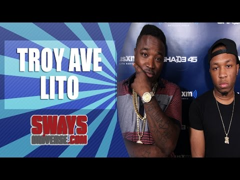 Ave - After their interview on Sway in the Morning, New York rappers Troy Ave and Young Lito couldn't leave before spitting over DJ Wonder's 5 Fingers of Death. Pick up BSB Volume 5 on DatPiff.com...
