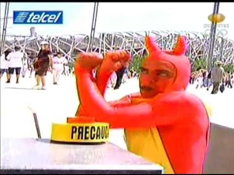PANDA JADAS 11 - 21 El Diablito la Jugada Olimpica 2008