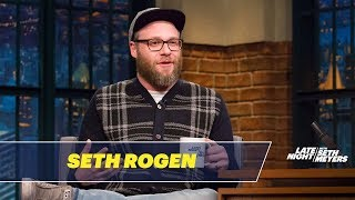 Video Seth Rogen Talks The Room and Tommy Wiseau MP3, 3GP, MP4, WEBM, AVI, FLV September 2018