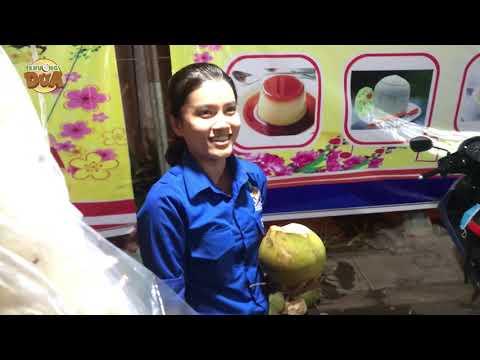 Khương Dừa càn quét hội chợ hoa xuân Bình Chánh, gặp món gì ăn món đó!!! - Thời lượng: 27 phút.