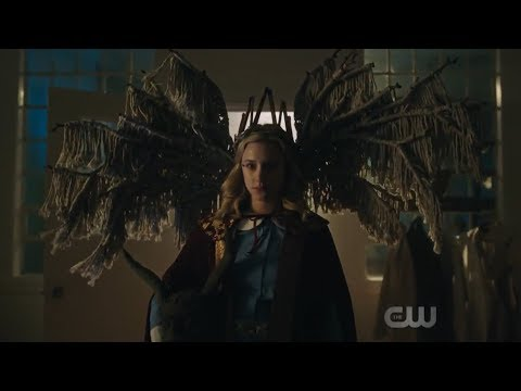 Riverdale Season 3 Episode 8|Betty the Gargoyle Queen (Escaping from the Sisters)