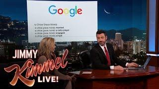 Video Chloë Grace Moretz Googles Herself MP3, 3GP, MP4, WEBM, AVI, FLV Januari 2018