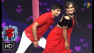 Video Pavan Performance | Dhee 10 | 25th October 2017| ETV Telugu MP3, 3GP, MP4, WEBM, AVI, FLV Januari 2018