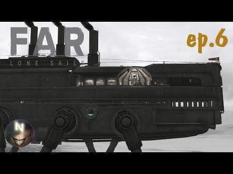 Прогресс Человеческий (ep.6) FAR Lone Sails (видео)