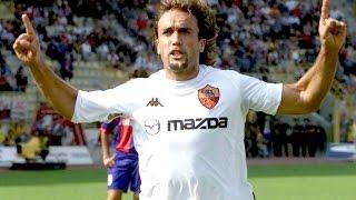 Zehn wunderschöne Tore für die AS Roma von Gabriel Batistuta