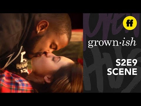 grown-ish Season 2, Episode 9 | Aaron and Ana Get It On | Freeform