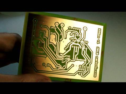 circuit - Making your own printed circuit board can be a truly satisfying process, tying together electronics and the handmade craft of etching. It's the most accurate...