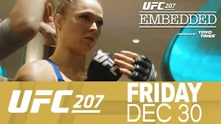 UFC EMBEDDED 207 Ep2