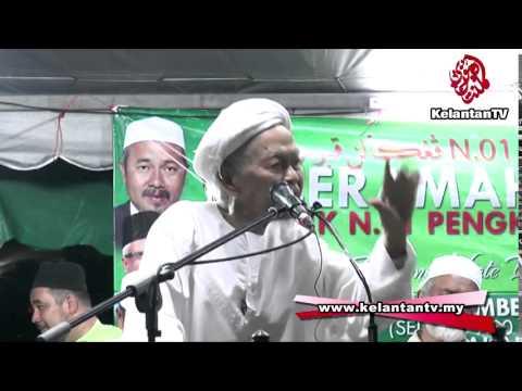 PRK N.01- TGNA | Ceramah Umum PRK N.01 Pengkalan Kubor