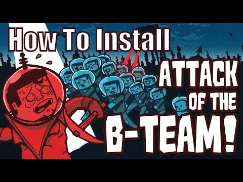 comment installer attack of the b-team crack