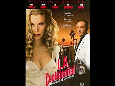 L.A. Confidential 1998 DVD menu walkthrough
