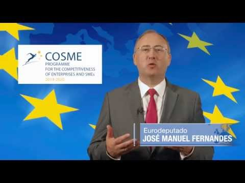 Minuto Europeu nº 16 - O programa COSME