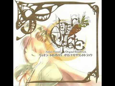 Atelier Viorate OST - Travel The Violet Sky