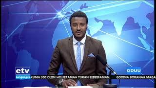 #Etv News Afan Oromo, 26/9/2012