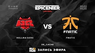 fnatic vs HR, game 1