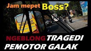 Video TURUN ASPAL, Pemotor Ngamuk gara-gara Bis Ngeblong   Sensasi naik Bis Jatim Sugeng Rahayu MP3, 3GP, MP4, WEBM, AVI, FLV Maret 2019