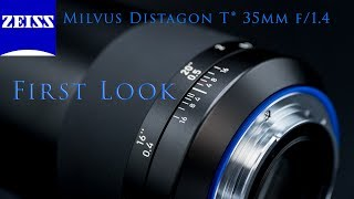 "Zeiss Milvus 35mm f/1.4 Distagon T*   First Look  Photographer Dustin Abbott takes a first, hands on look at the new Zeiss Milvus 35mm f/1.4.  This is a lens that the ""purists"" have been waiting for.  Does it have the character to justify its $2000 price?  The quest to answering that question starts here. Image Gallery: http://bit.ly/milvus1435IG  Preorder the Milvus 35mm f/1.4 here:  https://bhpho.to/2tB6nkk  Amazon: http://amzn.to/2skI75T  My Patreon: https://www.patreon.com/dustinabbott  Zhiyun Crane - USA: http://amzn.to/2swwOH3  Check me out on:  Personal Website:  http://dustinabbott.net/   Sign up for my Newsletter: http://bit.ly/1RHvUNp   Google+: http://bit.ly/24PjMzv  Facebook:  http://on.fb.me/1nuUUeH   Twitter:  http://bit.ly/1RyYxIH   Flickr:  http://bit.ly/1UcnC0B   500px:  http://bit.ly/1Sy2Ngu Check me out on:  Personal Website:  http://dustinabbott.net/   Sign up for my Newsletter: http://bit.ly/1RHvUNp   Google+: http://bit.ly/24PjMzv  Facebook:  http://on.fb.me/1nuUUeH   Twitter:  http://bit.ly/1RyYxIH   Flickr:  http://bit.ly/1UcnC0B   500px:  http://bit.ly/1Sy2Ngu Tags:  Zeiss Milvus Distagon T* 35mm f/1.4, Zeiss, Milvus, Distagon, 35mm f/1.4, Review, Dustin Abbott, Milvus1435, Milvus 1.4/35, Milvus 1.4/35mm, Sample Images, Resolution, Image Quality, Photography, Carl Zeiss, Milvus 35, Milvus 35mm f/1.4 Review, Milvus 35 Review, Hands On, Real World, Sample Images, Canon EOS 35mm f/1.4L II, Canon 35L II, Comparison, Test, Video"