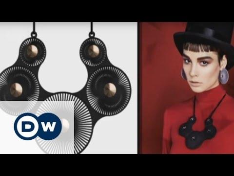 VOJD: Luxusmode aus dem 3D-Drucker | Euromaxx