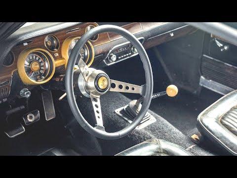 ACME - 1/12 - FORD MUSTANG GT 390 BULLITT - STEVE MC-QUEEN - US011