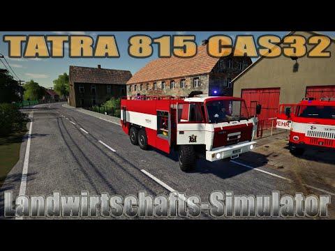 Tatra 815 CAS32 Hasici v1.0.0.0