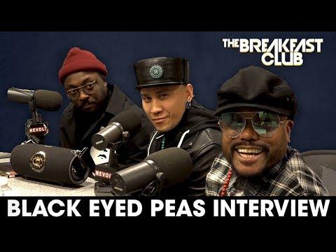Black Eyed Peas On Saying