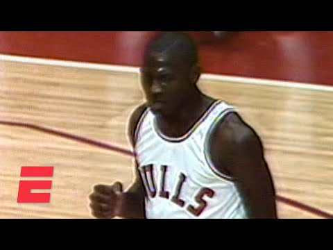 Michael Jordan's NBA debut with the 1984 Chicago Bulls | ESPN Archive
