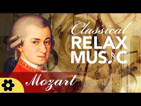 Music for Relaxation, Classical Music, Stress Relief, Instrumental Music, Mozart, ♫E092D (видео)