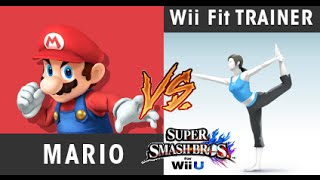 Full Matches of Mario, For Glory Mode, Wii U, 60 FPS available in 720p HD: Wins Losses, Funny Moments