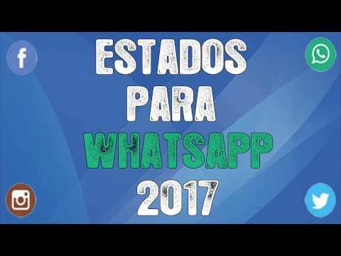 Frases para whatsapp - Estados para whatsapp 2017 !!ESPECIALES!!  ¡FRASES DE ESTE GRAN AÑO!