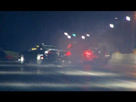 Camaro crashes at Yellowbullet Nationals