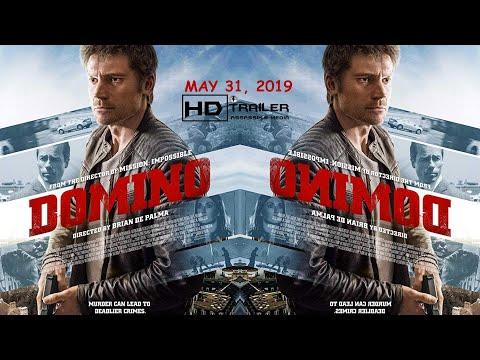 Domino Official Trailer 2019 Nikolaj Coster Waldau, Brian De Palma Mystery/Crime Movie видео
