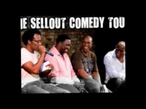 THE SELLOUT COMEDY TOUR COMES TO CANADA! FEB 2K10!
