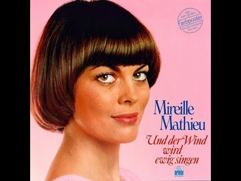 Tekst piosenki Mireille Mathieu - Merci, Antonio po polsku