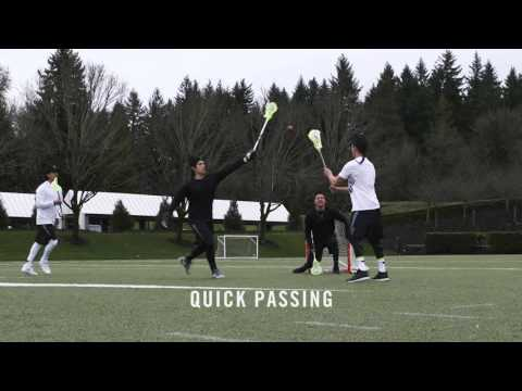 Nike Lacrosse Tip: Start Small To Play Big