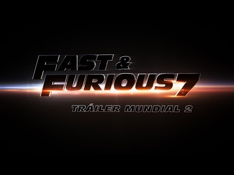 Trailer definitivo de Fast And Furious 7
