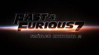 Nonton FAST & FURIOUS 7 - Tráiler Mundial 2 Film Subtitle Indonesia Streaming Movie Download