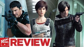 Nonton Resident Evil: Vendetta (2017) Movie Review Film Subtitle Indonesia Streaming Movie Download