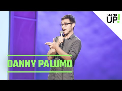 Stand Up Comedian Danny Palumbo Refuses To Be A Vegetarian - Thời lượng: 5 phút, 37 giây.