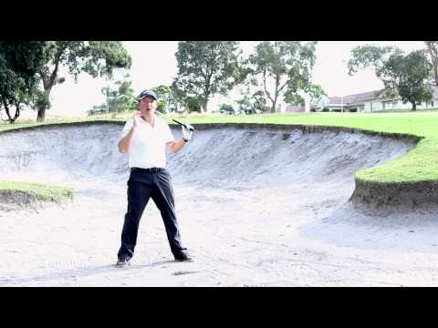 Fred Couples Wrecking Ball (Golf Bunker Lesson)