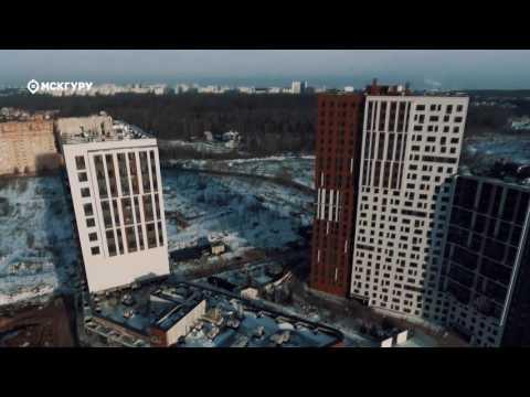 """Квартиры в ЖК """"Новая Звезда"""" в Москве, НАО район, метро Тёплый Стан"""