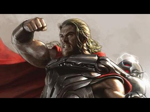 2. - Chris Hemsworth talks Paul Bettany's Vision fitting into the team & raising the stakes for Avengers: Age of Ultron.