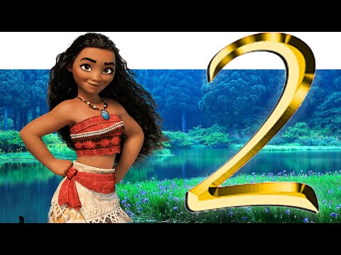 Disney's MOANA 2 (April 32, 2021)