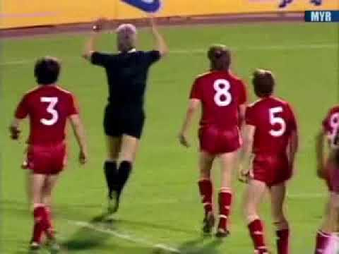 Liverpool Vs Juventus Final 1985 Wrongly Disallowed Penalty
