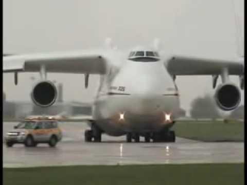 dünyanın en büyük uçağı