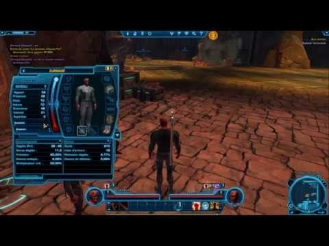 Gameplay commenté//Star Wars:The Old Republic(free to play) [FR]